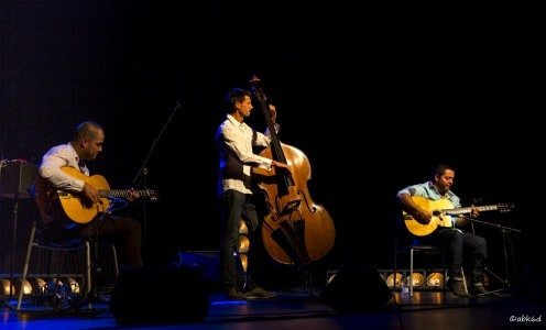 Concert Nitcho Reinhardt Trio